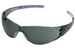CK212AF Safety Glasses -  Grey Anti-Fog Lens