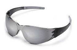 CK217 Safety Glasses -  Silver Mirror Lens
