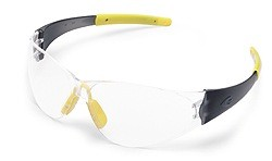 MCR CK220 Clear Lens Safety Glasses