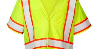 ML Kishigo F312 Class 3 FR Pro Series Lime Vest
