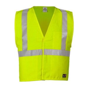 ML Kishigo F442 FR ARC Lime Vest