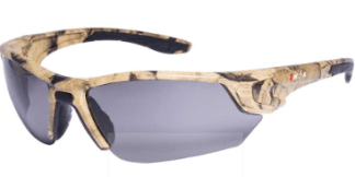 INOX 1718G/AF (anti-fog) Camotek Gray Lens with Camo Frame