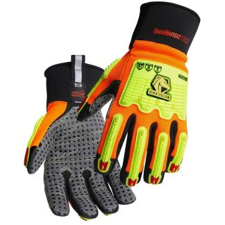Black Stallion GX2126-OB ToolHandz MAX High Cut-Resistant Mechanics Glove, Pair