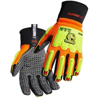 Black Stallion GX2126-OB ToolHandz MAX High Cut-Resistant Mechanics Glove, Pair