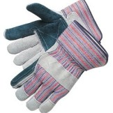 Liberty Gloves 3551 Premium Select Leather Double Palm Gloves, Dozen
