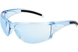 MCR HK113 Hellkat Light Blue Lens With Light Blue Frame and Black TPR  Temple