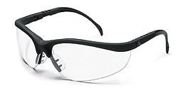 MCR KD110AF Klondike Clear Lens Anti-Fog Safety Glasses