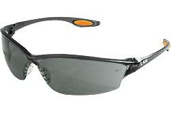 LW212 Laws Smoke Lens Safety Glasses
