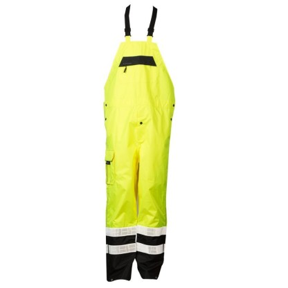ML Kishigo RWB106 Rainwear Lime Bib