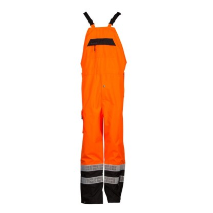 ML Kishigo RWB107 Rainwear Orange Bib