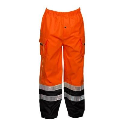 ML Kishigo RWP107 Premium Black Series Orange Class E Pants