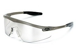 Triwear Safety GlassesIndoor, Outdoor Clear Mirror, Anti-Fog