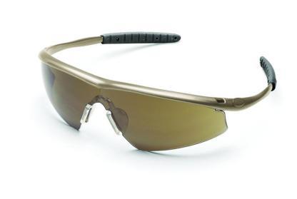 TM13B Tremor® Taupe Frame, Brown Lens