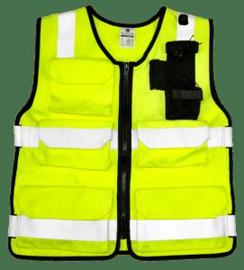 MLK C101 Class 2 Deluxe Responder Utility Vest
