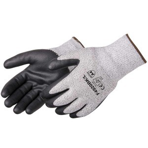 Liberty Gloves F4920BK HPPE Nitrile Palm Coated  Glove, Dozen