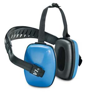 Viking Noise-Blocking Earmuffs - V3 Viking, multi-position headband
