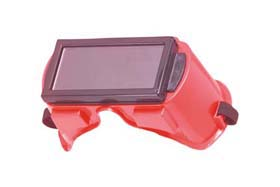 JACKSON SAFETY* WS Series Cutting Goggles - WS-85 Flex frame goggles, lift front