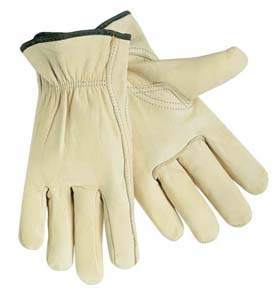 Grain Cow Leather Drivers Gloves - Select grade drivers gloves