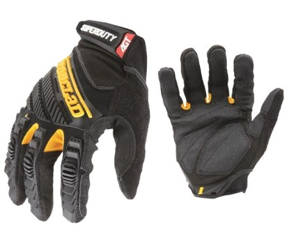 IronClad SDG2 Super Duty Mechanic Glove, DZ