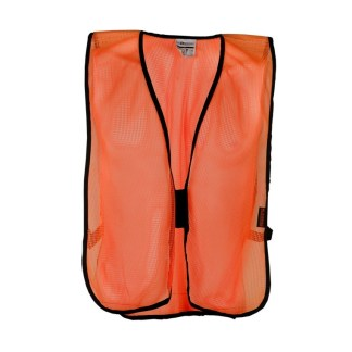 N16000 PLAIN MESH ECONOMY SAFETY VEST