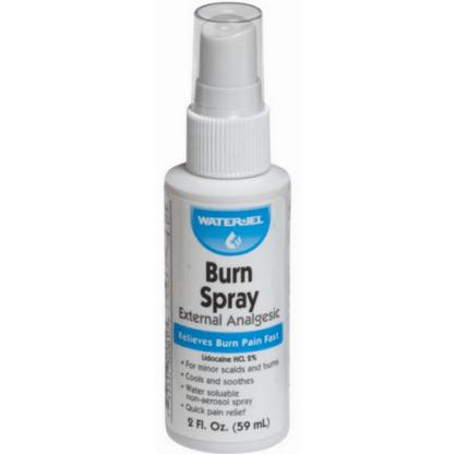 Burn Pump Spray 2oz. #2518