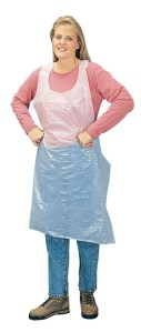 Liberty 2845 Disposable Polyethylene Aprons 1000/cs