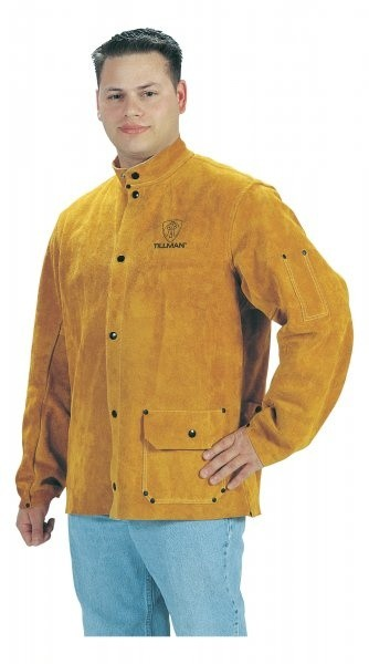 3285 Bourbon Brown Premium Side Split Cowhide Jacket