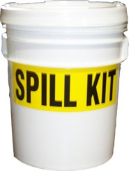 Universal General Purpose Spill Kit (5 Gallon)