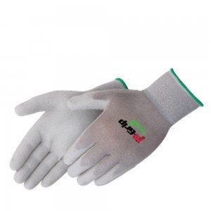 P-Grip P4639G Ultra Thin Polyurethane Palm Coated Gloves, Dozen