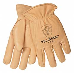 Tillman 864 Deer Skin Leather Drivers gloves, Pair