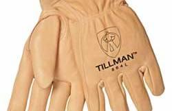 Tillman 864 Deer Skin Leather Drivers gloves, Pair