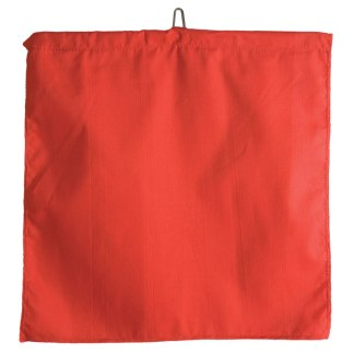 ML Kishigo CI-5971 Red Cotton Overhang Warning Flag