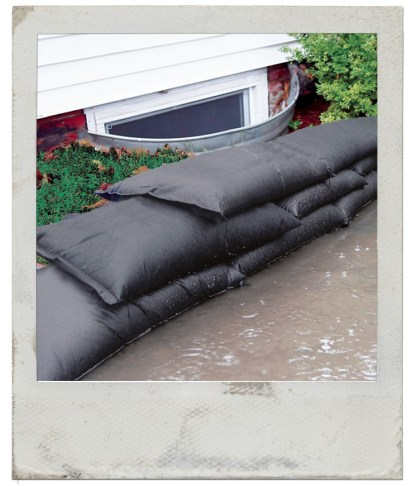 "Quick Dam Sandless Sandbags 12""X24"""