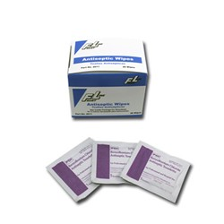 Antiseptic Cleansing Wipe, - 20 per box
