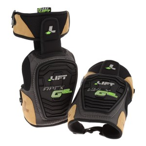 Apex Gel Knee Pads, Pair