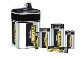 Energizer Industrial Batteries - AAA Alkaline batteries