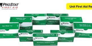 """ProStat 2272 Adhesive Tape 1/2"""" x 2.5 yd, 2 per box"""