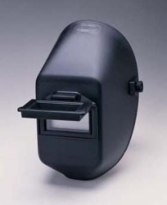 """930P Welding helmet w/ 2"""" x 4 1/4"""" lift-front lens"""