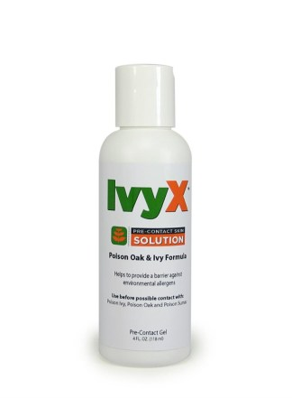 Cortex Ivy X Pre-Contact Skin Barrier 4oz Bottle