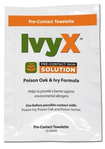 IvyX Pre-Contact Barrier Towelettes, 300/Box