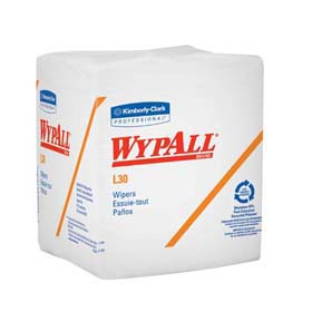 WYPALL* L30 Wipers - 1/4 Fold, 90/Pk