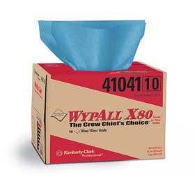 WYPALL* X80 Wipers - BRAG* Box, 160/Bx