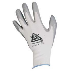 Nitrile-Coated Knit Gloves