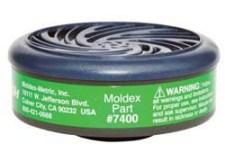 Moldex 7400 Ammonia / Methylamine Cartridges