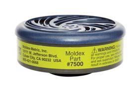 Moldex 7500 Formaldehyde Cartridge