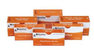 ProStat 2521 Impervious Gown, 1 per box