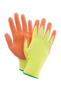 Tuff-Glo Gloves - Tuff-Glo gloves w/ palm coating