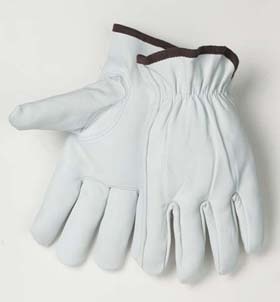 Premium Goatskin Drivers Gloves - Unlined goatskin drivers gloves