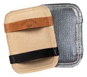 Premium Triple-Layer Backhand Pad