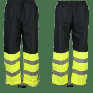 Reflective Rainwear Pants & Bibs